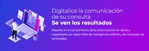Digitalice la comunicacion de su consulta
